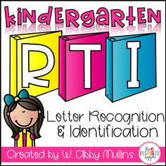 This intervention curriculum is the perfect program to implement with students who struggle with letter identification. Teachers love this Common Core Standards-based program that focuses on letter identification and recognition in a simple, easy-to-follow format that has proven itself through student success. There are several activities for each letter of the alphabet, with picture samples for easy reference. It's easily stored in a binder to keep your small group time organized and…