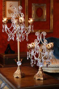 Opulent Treasures Candelabra Piano $120 /1 piece adjustable to 2 different heights!