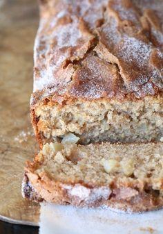 Snickerdoodle Apple Bread | Foodqik