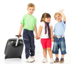 #Tech #travel tips for families