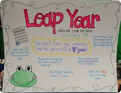 Leap into March!
