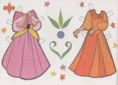 Snow White* 1500 free paper dolls The International Paper Doll Society Arielle Gabriel artist ArtrA  Linked In QuanYin5 *