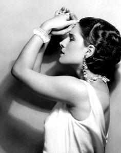 """theprecodes: """" Norma Shearer, 1931. """""""