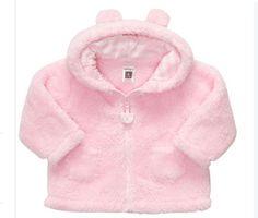 το φανταστικό Sherpa Jacket για μωρά 6 και 9 μηνών!