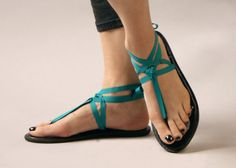 Size 8  Moped by Mohop Handmade Interchangeable Sandals  by mohop, $77.00  i LOVE these!!
