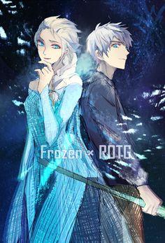 Frozen & ROTG