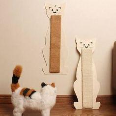 Resultado de imagem para brinquedos para gatos como fazer
