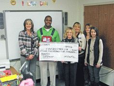Lowe's Toolbox for Education grants for school improvement ideas