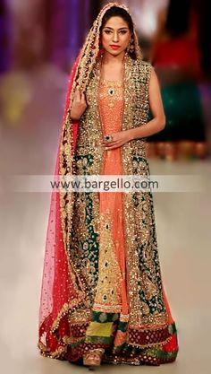 Saroj Jalan at Lakmé Fashion Week summer/resort 2016 Desi Wedding Dresses, Asian Wedding Dress, Pakistani Bridal Dresses, Bridal Gowns, Wedding Wear, Bridal Lenghas, Asian Bridal, Punjabi Wedding, Formal Wedding