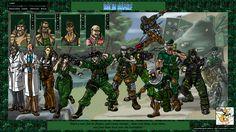 Metal Gear Solid Snake by cheddarpaladin on DeviantArt