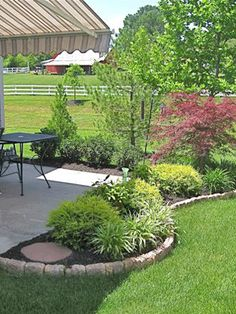 Square lattice enclosure for air conditioners or anything that should be hidden a must for any - Landscape elements that you should consider for your yard ...