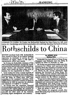 Charleston Voice: Rothschild may have already become the Custodian for China's Gold INFOWARS.COM  BECAUSE THERE'S A WAR ON FOR YOUR MIND