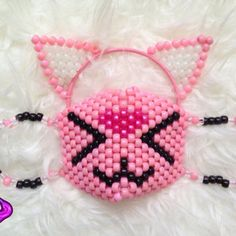 kandi surgical mask pattern - Google Search