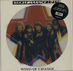 """For Sale -The Scorpions Wind Of Change UK 12"""" vinyl single (12 inch record / Maxi-single)- See this and 250,000 other rare and vintage records & CDs at http://eil.com/"""