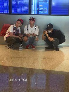 Heechul, Leeteuk, Yesung