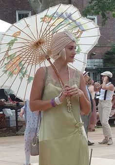2016 The Jazz Age Lawn Party .... A View From Outside The Lawn Kawaii Fashion, Retro Fashion, Vintage Fashion, House Landscape, Landscape Design, Jazz Wedding, Jazz Age Lawn Party, Flapper Style, Flapper Fashion