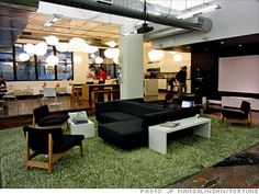 Cool office space new york