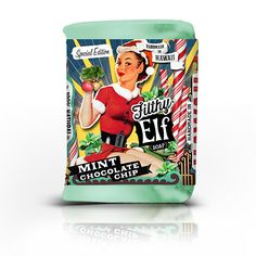 Filthy Elf - Mint Chocolate Chip