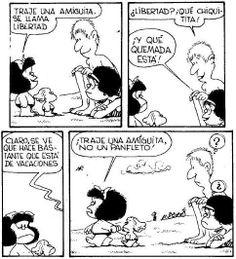 Mafalda - Quino Mafalda Quotes, Old Girl Names, Argentine, Inspirational Phrases, Son Quotes, Humor Grafico, Thought Process, Monologues, Childhood Friends
