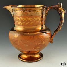 Copper Luster