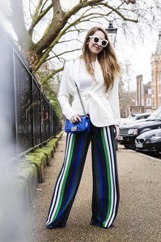 Le pantalon à bandes, nouvel objet de désir ?