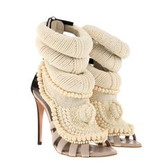 Are these the most expensive shoes in the world? #shoes #Heels ; More on highheelsdaily.com