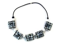 Film Strip Paper Jewelry by Handmade Jewelry Egeo