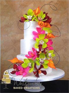 Kristina - Cake by Whitsunday Baked Creations - Deb Smith