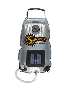Camp Personal Care - Advanced Elements Summer Solar Shower  3 Gallon *** You can find out more details at the link of the image.