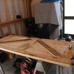 How to Build A Board and Batten Door - A Concord Carpenter