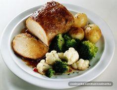 Pečeni svinjski kare