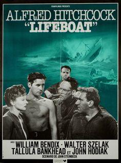 Hitchcock Steinbeck William Bendix Tallulah Bankhead John Hodiak Lifeboat 1944 | eBay