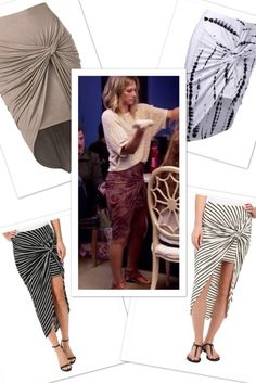 Chelsea Meissner's Knotted Wrap Skirt http://www.bigblondehair.com/reality-tv/chelsea-meissners-knotted-wrap-skirt/ Season 4 Episode 11 Southern Charm Fashion