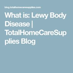 One of the scariest issues with Lewy Body Dementia (sometimes called Lewy Body Disease) is that it is difficult to diagnose, often resembling (for months or years) Alzheimer's or other types of dementia. What Is Dementia, Lewy Body Dementia, Caregiver, Nurse Stuff, Blog