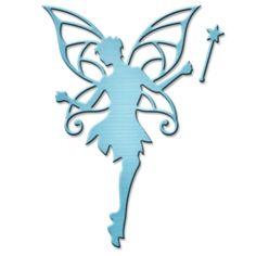 Die D-Lites Fairy Cierra Etched Dies