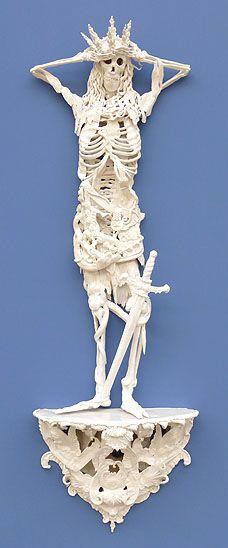 Skelet - Carolein Smit