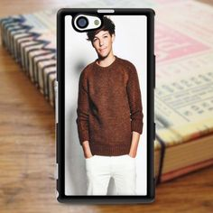 1d Louis Tomlinson One Direction Boyband Sony Experia Z3 Case