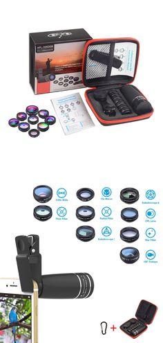 10 in 1 Mobile phone Lens Phone Lens