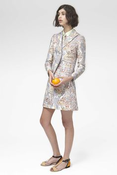 Sfilata Carven New York - Pre-collezioni Primavera Estate 2013 - Vogue