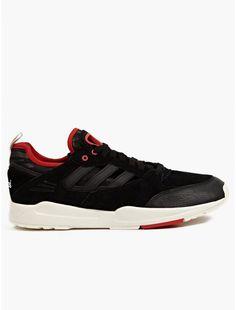 Men's Black Tech Super 2.0 Sneakers