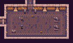 Babaduk's Dungeon @ PixelJoint.com
