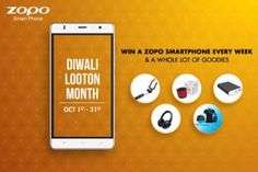 "All Candidates participate in the ""Thrilling Contests"" and get a chance to win Zopo smart phones every week and a whole lot of exciting goodies."