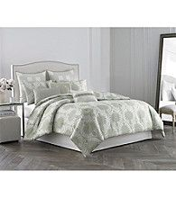 Wedgwood Laurel Leaves Bedding Collection