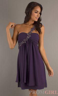 plum short formal dress   add to wishlist remove from wishlist send to friend