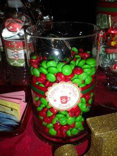 christmas/polar express party