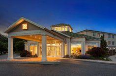 Hilton Garden Inn Hershey, USA - avg. WiFi client satisfaction rank 3/10. Avg. download 0.93 Mbps, avg. upload 0.58 Mbps. rottenwifi.com