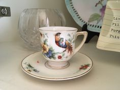 The Teacup Story - a story of God\'s design.  Very inspirational!  www.CreativeBible...