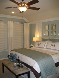 Hotel Inspired Master Bedroom