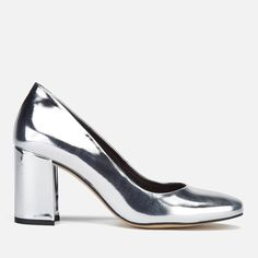 Buy Dune Women's Acapela Metallic Court Shoes - Silver We've got top products at great prices including fashion, homeware and lifestyle products. Free delivery available