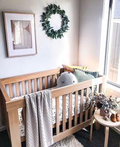 """Boori Australia on Instagram: """"Our Lucia Cot Bed effortlessly channel Scandi-chic design with its clean, geometric lines and simple, modern features. 🌿 Thank you for the…"""" Nursery Inspiration, Nursery Ideas, Scandi Chic, Dinosaur Nursery, Cot Bedding, Geometric Lines, Cribs, Channel, Farmhouse"""